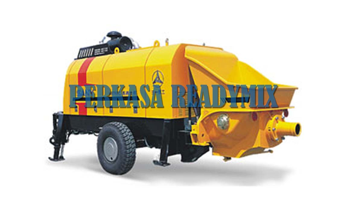 Concrete Pump Portable