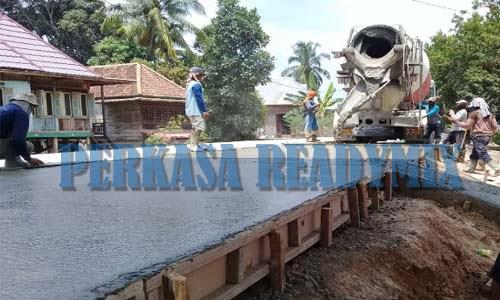 Harga Beton Cor Tangerang murah