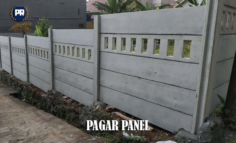 Harga Pagar Panel