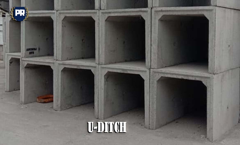 Harga U-Ditch